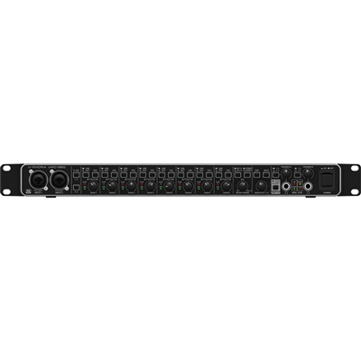 Interface de Áudio  BEHRINGER U-PHORIA UMC1820  USB 2.0
